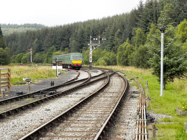 North Yorkshire Moors Railway, Levisham