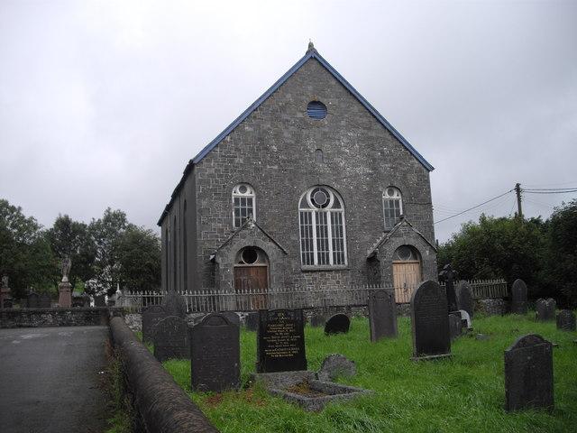 Chapel, Bronant