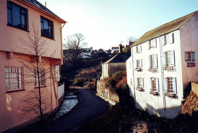 Sherborne Lane, Lyme Regis