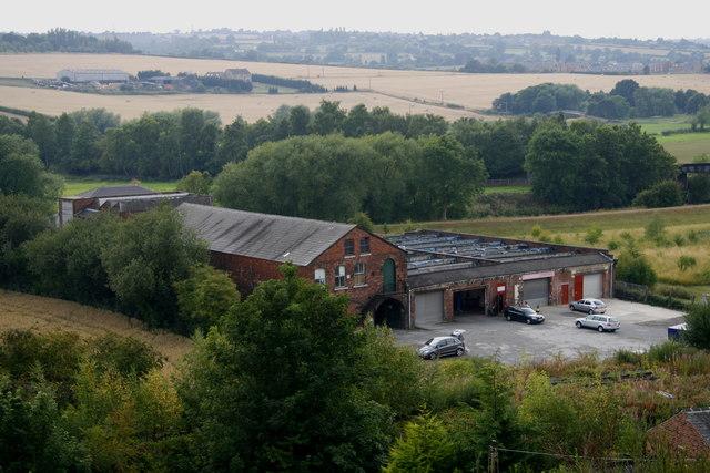 Addingford Mills, Horbury