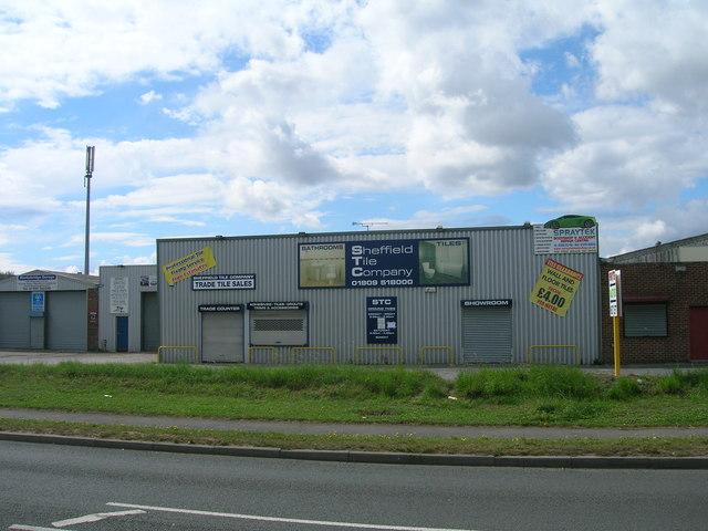 Sales Unit, Station Road