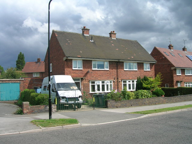 House on Katherine Road