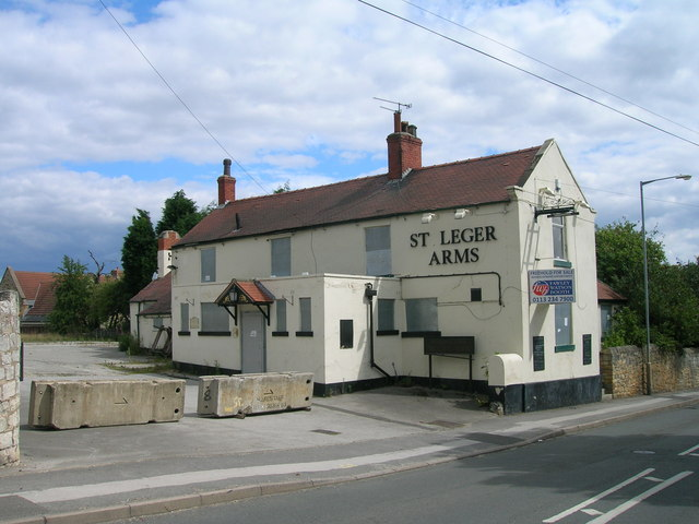 The St Leger, Laughton en le Morthen