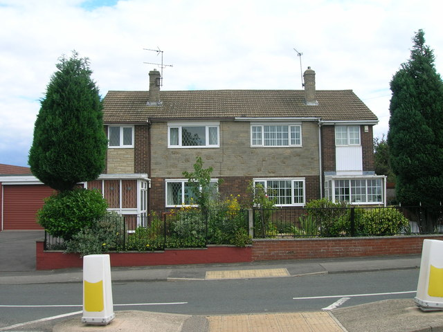 Houses on St Johns Road