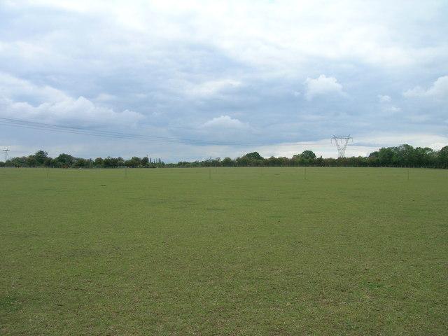 Farmland off the A60
