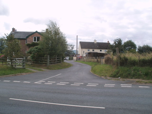 Watson's Cottages, Bronllys