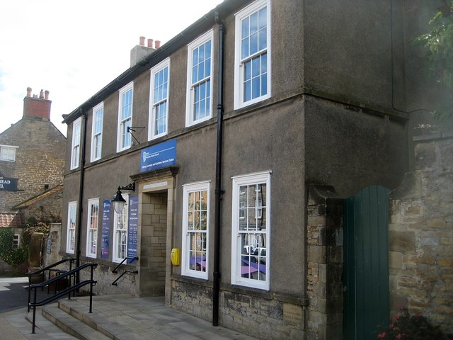 Library, Church House, 7, High Market Place
