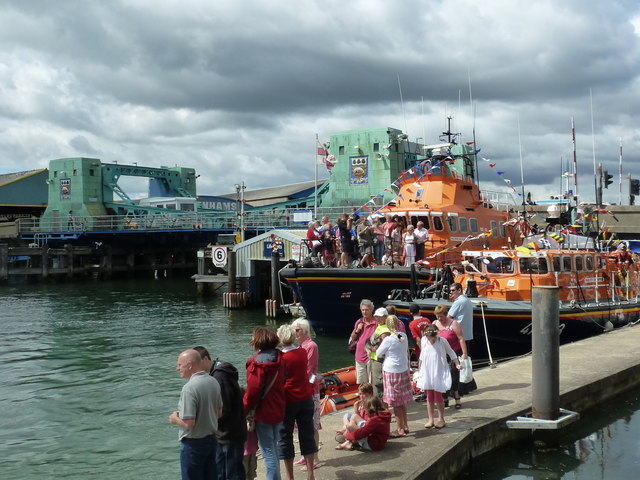 Poole Lifeboat Open Day