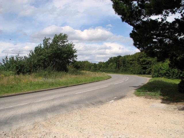 Lover's Lane, Leiston