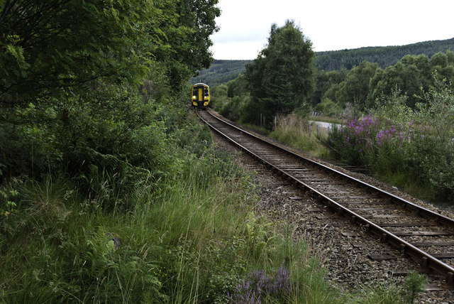 Heading for Inverness - 158711