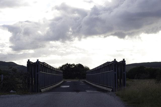 Bridge on the Oykell
