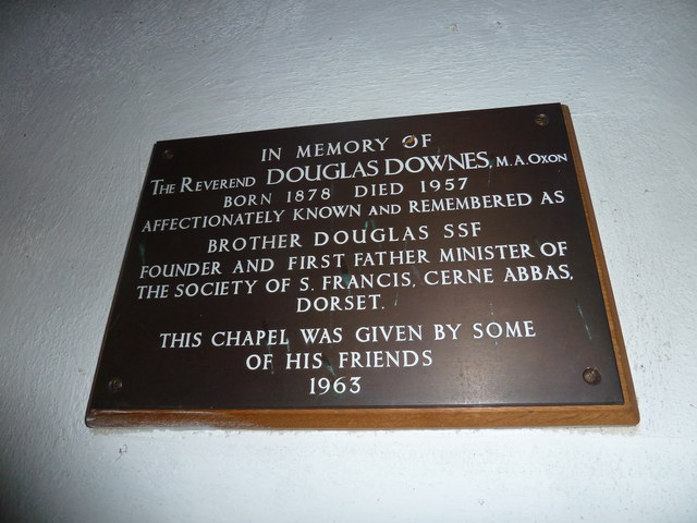 St Peter, Goodworth Clatford: memorial (IV)