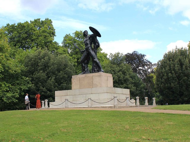 Wellington Monument, Hyde Park Corner