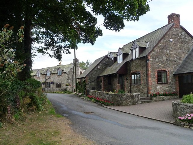 Houses in Wentnor