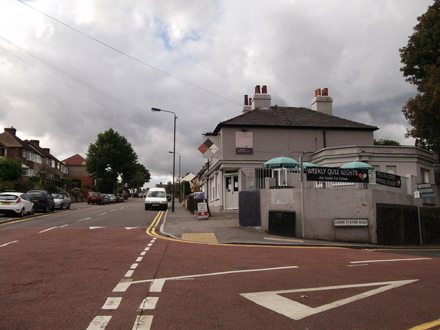The Charlotte, Public House, Crayford