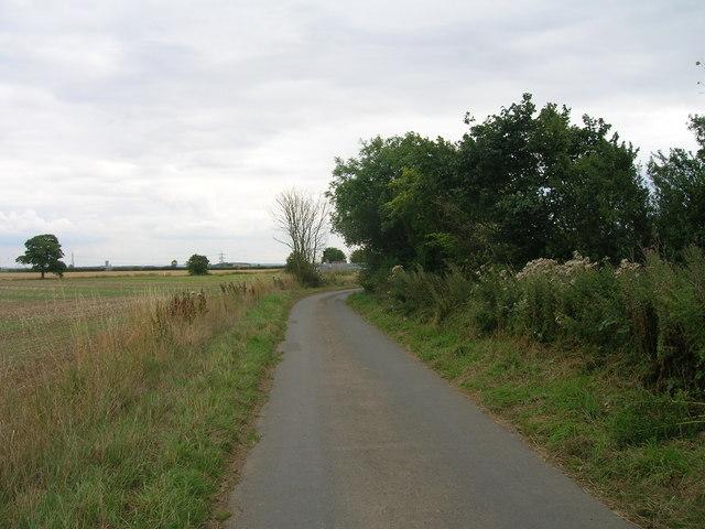 Tickhill Back Lane