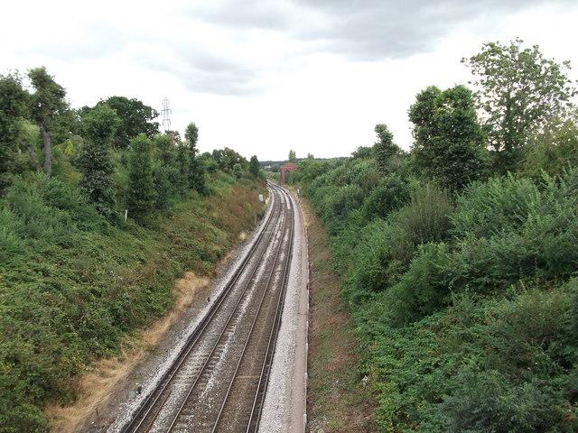 Railway to Bexley
