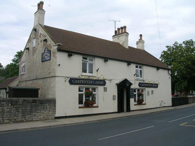 Carpenters Arms, Tickhill