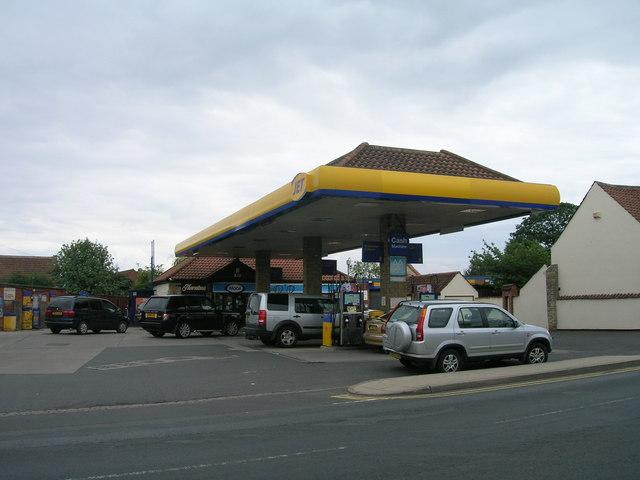 Service Station, Tickhill