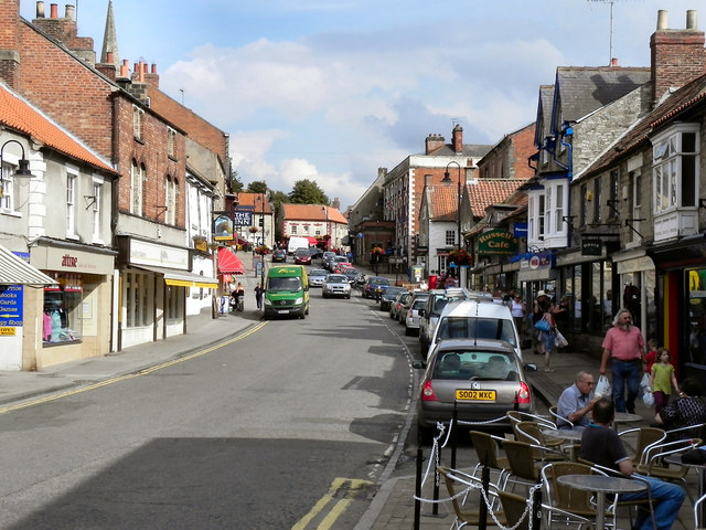 Market Place, Pickering