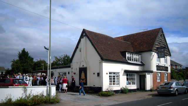 The Bell in Grove