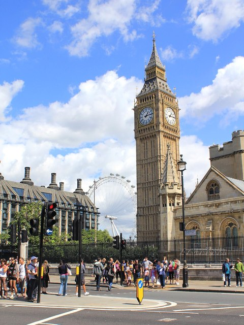 The Clock Tower, Houses Of Parliament