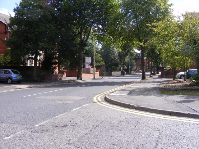 St James Road View