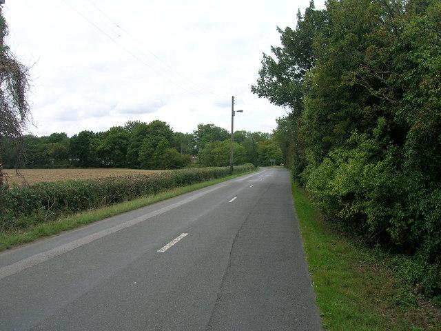 Springwell Lane heading north