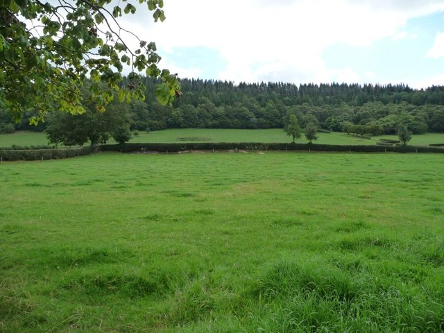 Field south of St Giles church