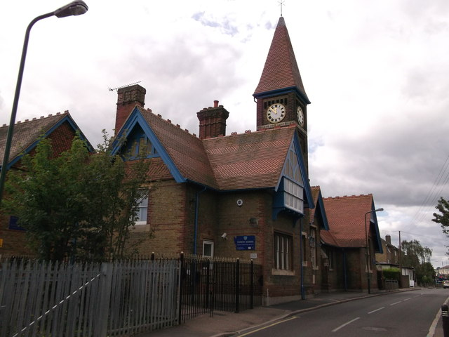 Harenc School, Sidcup