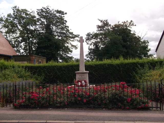 Foots Cray War Memorial