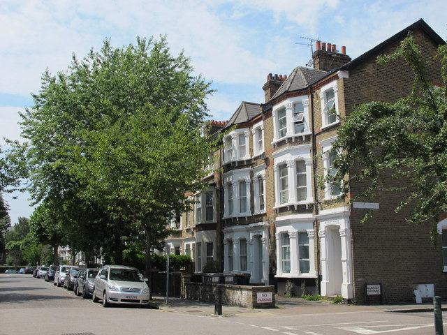 Buckley Road, NW6