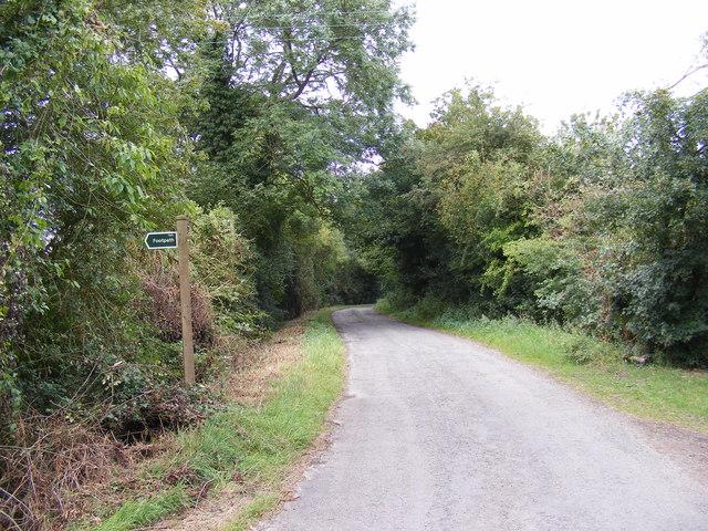Clopton Green Road