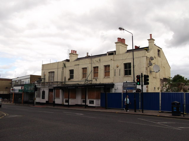 The Black Horse, Public House, Sidcup