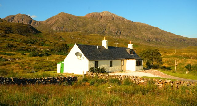 The Shepherds Cottage, Loch Assynt, Sutherland