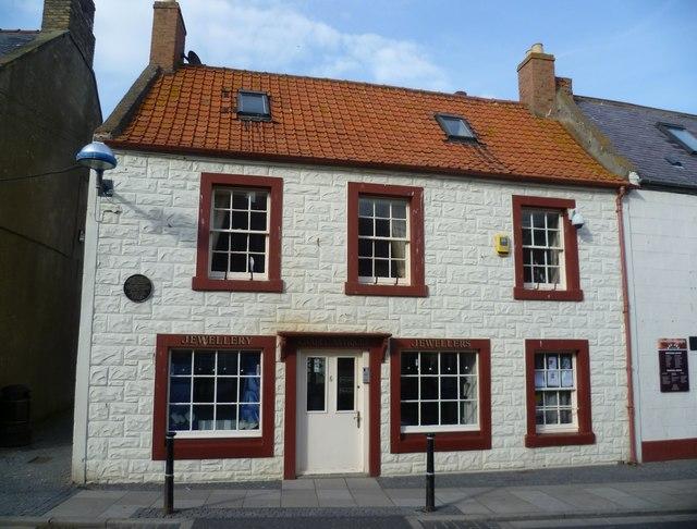 Antiques Shop, Church Street