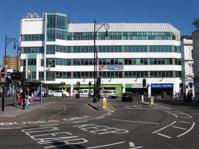 International House, Queen's Road