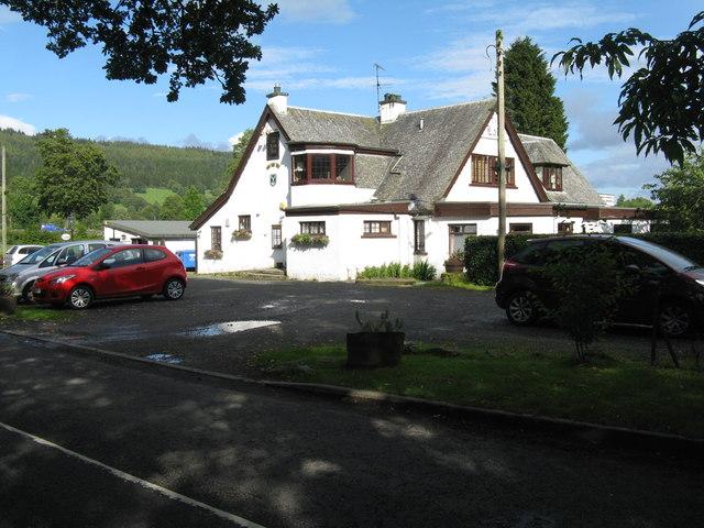 The Lade Inn at Kilmahog