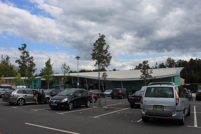 Beaconsfield Services off the M40