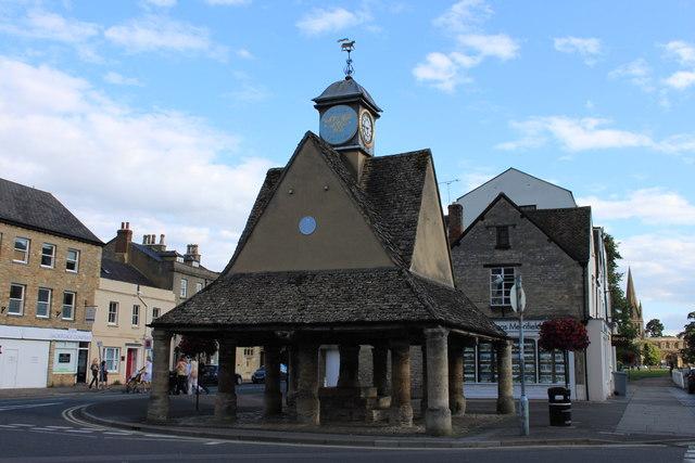 Buttercross in Witney, Oxfordshire