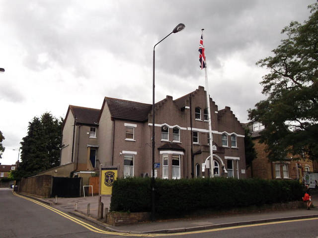 United Services Club, Sidcup