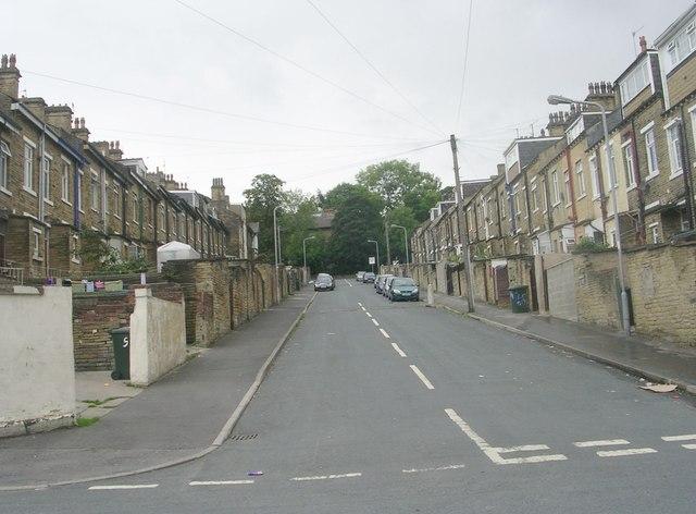 Eastbourne Road -  Granville Road