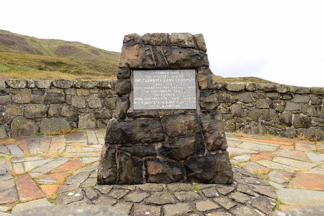 Glendale Land Leaguers monument (1)
