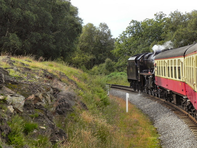North Yorkshire Moors Railway, Goathland Summit
