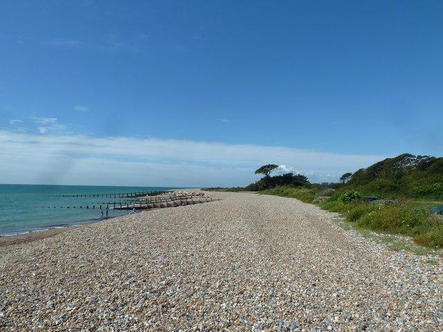 Along the coast from Atherington to Elmer (1)