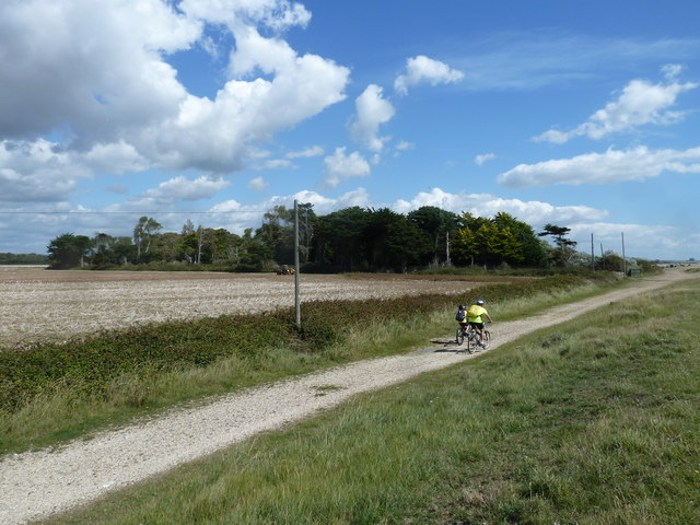 Along the coast from Atherington to Elmer (3)