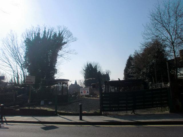 Site of Former King Easton Garden Centre, London N21