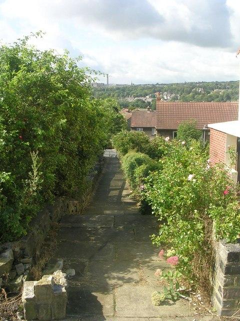 Footpath - Lilac Grove