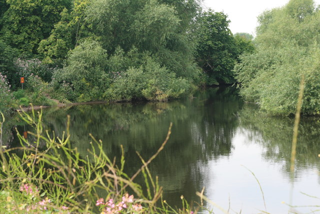 The Meandering River Dee