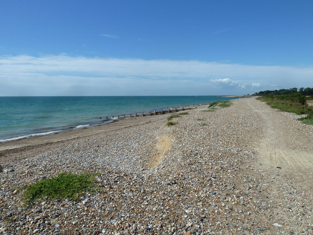 Along the coast from Atherington to Elmer (8)